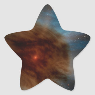 Nebula 4 star sticker