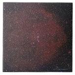 Nebula 8 ceramic tile