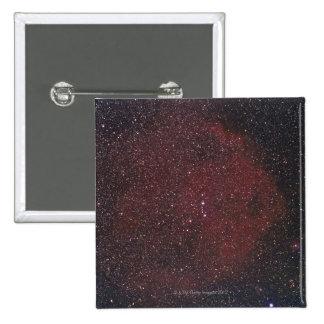 Nebula 8 pinback button