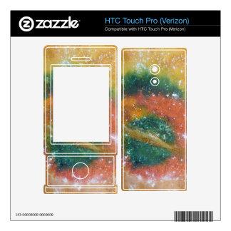 Nebula and Planets. HTC Touch Pro Skins