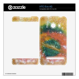 Nebula and Planets. HTC Evo 4G Decal