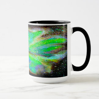 Nebula and Space Dust Coffee Mug