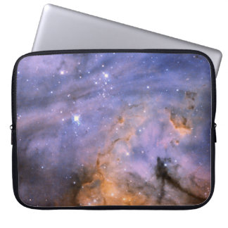 Nebula and Star Cluster Laptop Sleeve