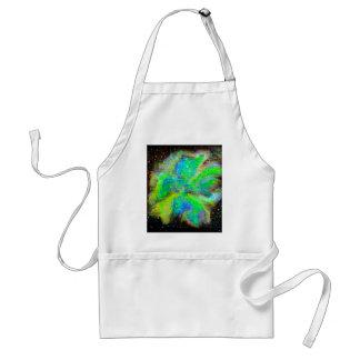 Nebula and Stardust Cosmic Space Scene Adult Apron