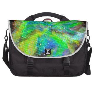 Nebula and Stardust Cosmic Space Scene Laptop Computer Bag