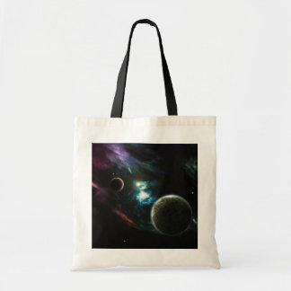 Nebula Canvas Bag