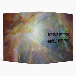 Nebula binder