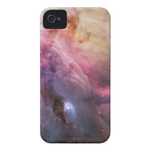 Nebula bright stars galaxy hipster geek cool space iPhone 4 Case-Mate case