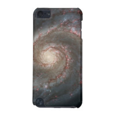 Nebula bright stars galaxy hipster geek cool space iPod touch 5G case at Zazzle