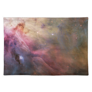 Nebula bright stars galaxy hipster geek cool space placemat