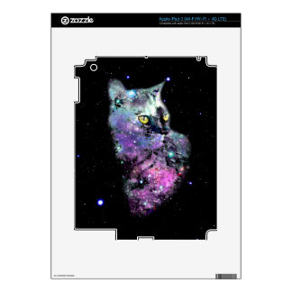Nebula Cat In Space iPad 3 Skin