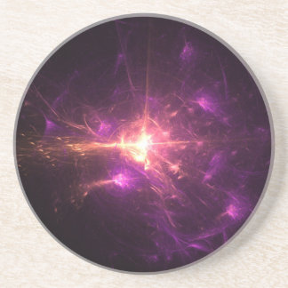 Nebula Beverage Coasters