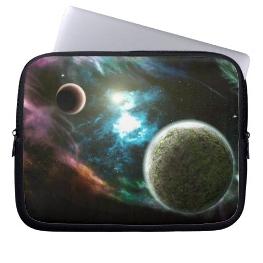 Nebula Computer Sleeves