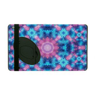 Nebula Energy Matrix Mandala iPad Case