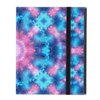 Nebula Energy Matrix Mandala iPad Folio Case