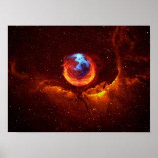 Nebula Firefox Poster