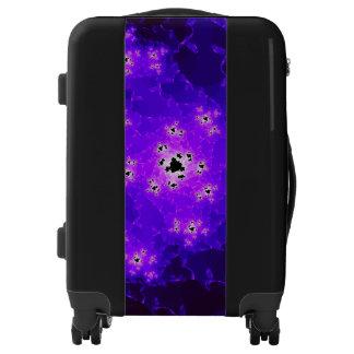 Nebula Fractal Luggage