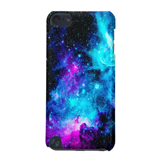 low priced 1564f fbc0c Nebula Galaxy Stars Girly 5G iPod Touch Case