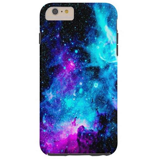 Nebula Galaxy Stars Girly Tough iPhone 6 Plus Case : Zazzle