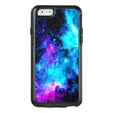 Christmas Themed Nebula Galaxy Stars Otterbox iPhone 6/6s Case