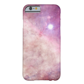 Nebula Galaxy Stars Pink Purple Girly 5 Case iPhone 6 Case