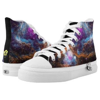 Nebula High-Top Sneakers