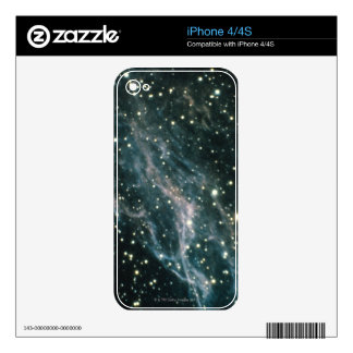 Nebula in Cygnus Decals For iPhone 4S