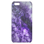 Nebula in Purple  Case For iPhone 5C
