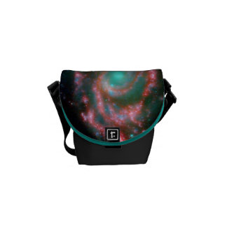 Nebula Inspired  Mini Zero Messenger Bag