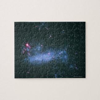 Nebula Jigsaw Puzzle