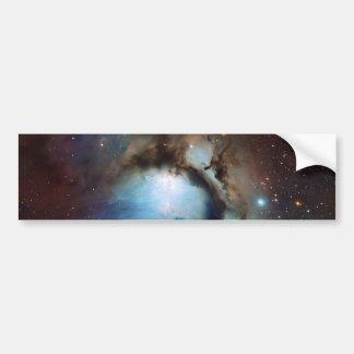 Nebula Messier 78 Space Astronomy Car Bumper Sticker