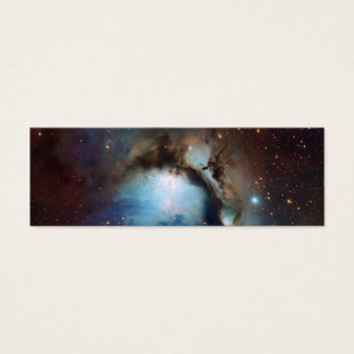 Nebula Messier 78 Space Astronomy Mini Business Card