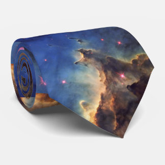 Nebula NGC 2174 Neck Tie