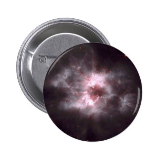Nebula NGC 2440 Space Hubble Button