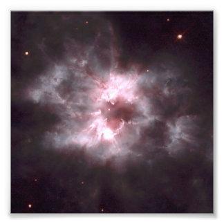 Nebula NGC 2440 Space Hubble Photo Print