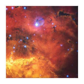 Nebula NGC 2647 NASA Space Astronomy Canvas Print