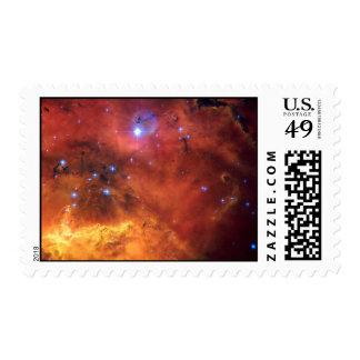 Nebula NGC 2647 NASA Space Astronomy Stamps