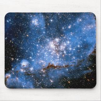 Nebula NGC 346 Infant Stars - Hubble Space Photo Mouse Pad
