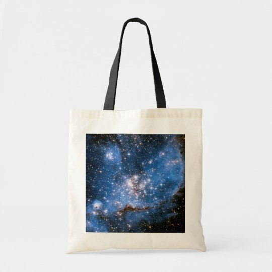 Nebula NGC 346 Infant Stars - Hubble Space Photo Tote Bag
