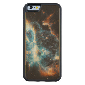 Nebula NGC 5189 Space Astronomy NASA Carved Maple iPhone 6 Bumper Case