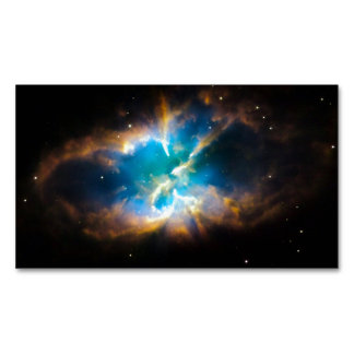 NEBULA (outer space) ~.jpg Magnetic Business Cards (Pack Of 25)