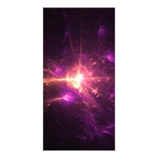 Nebula Photo Card