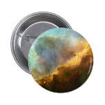 Nebula Pinback Button