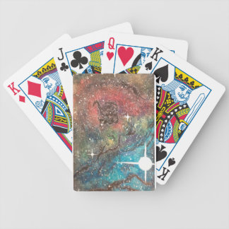Nebula Bicycle Card Deck