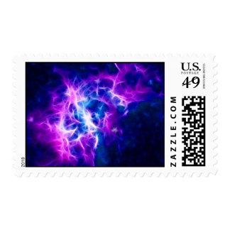 Nebula Postage Stamps