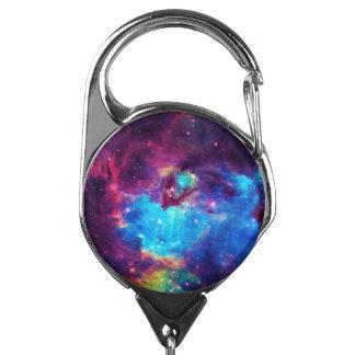 Nebula Retractable Badge ID Holder