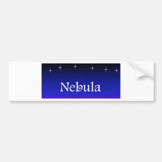 Nebula Society Bumper Sticker