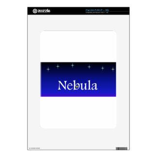 Nebula Society Decal For iPad