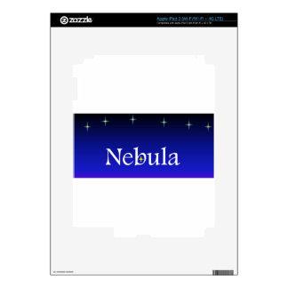 Nebula Society iPad 3 Decal