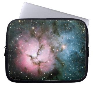Nebula stars galaxy hipster geek cool nature space laptop sleeve